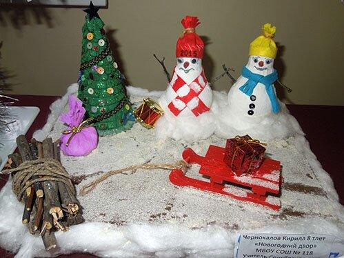 Детские песни про зимние каникулы